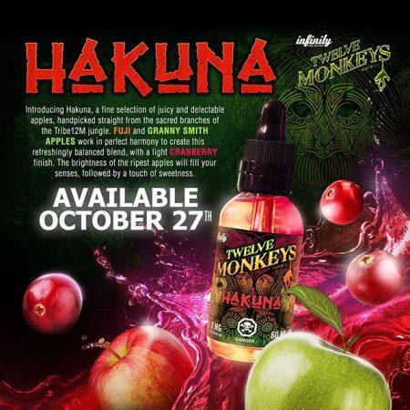 hakuna twelve monkeys