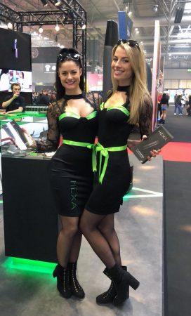 Hexa Promo Babes